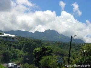 La Soufrière de Guadeloupe