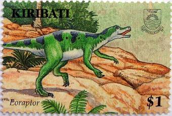 Dinosaure : Eoraptor