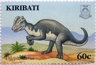 Dinosaure : Dilophosaurus