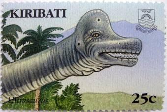 Dinosaure : Ultrasaurus
