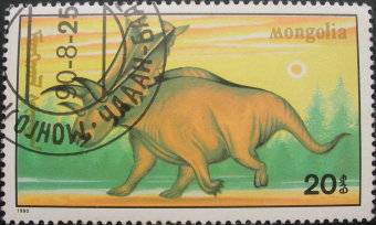 Les dinosaures : Triceratops - 1990