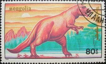 Les dinosaures : Tyrannosaurus - 1990