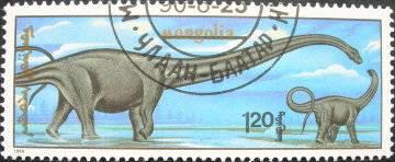 Les dinosaures : Diplodocus - 1990