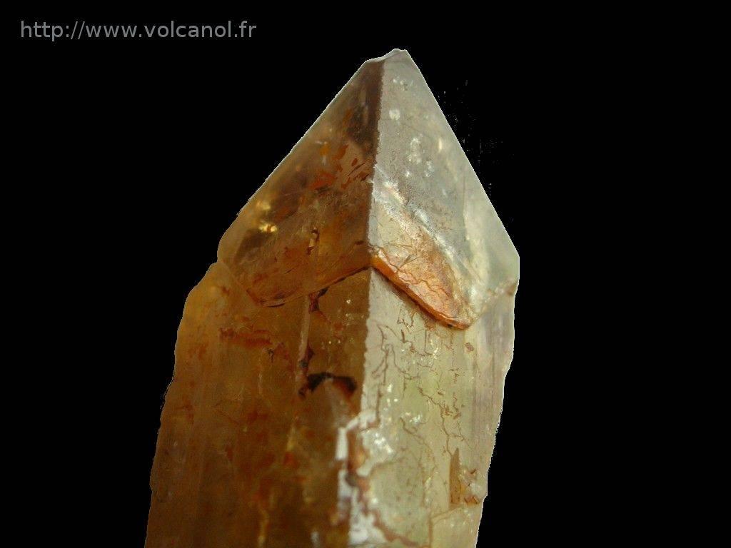 Barytine sceptre de Four-la-Brouque (Auvergne 63)