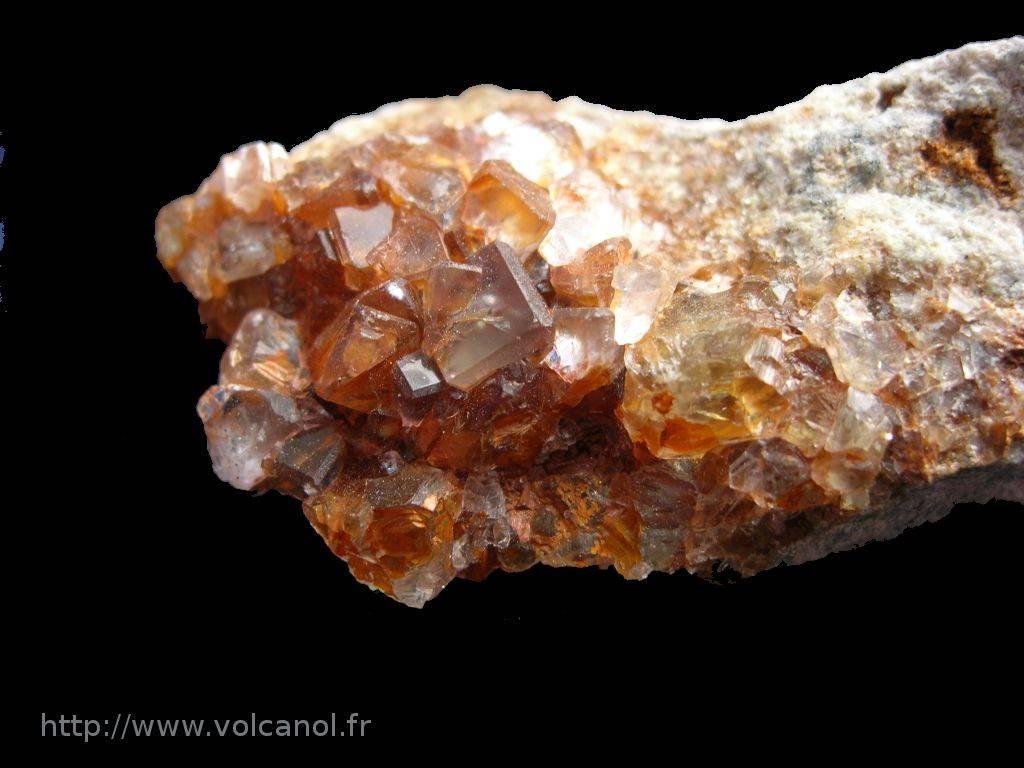 Fluorine de Fontsante dans le Var (83, France)